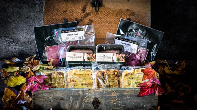 Wild and Game Autumn Pack